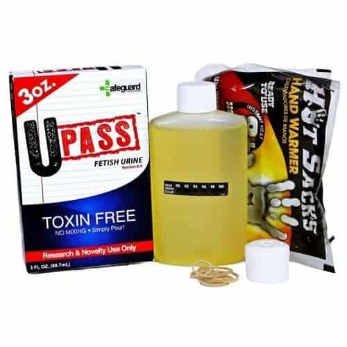 U-pass synthetic urine kit
