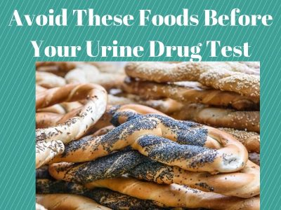 foods to avoid drug test