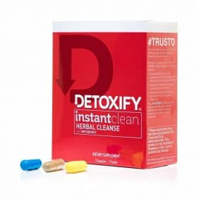 Detoxify Instant Clean Herbal Cleanse