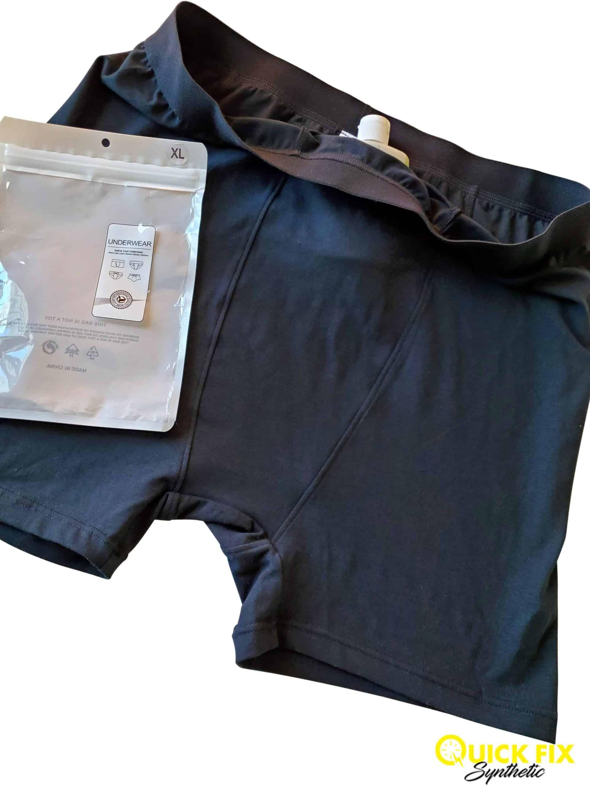 Quick Hide Pocket Shorts